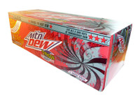 Mountain Dew Typhoon, by Mountain Dew,  and more Confectionery at The Professors Online Lolly Shop. (Image Number :2708)