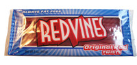 Red Vines - Original Red Twists, by American Licorice Co,  and more Confectionery at The Professors Online Lolly Shop. (Image Number :2939)