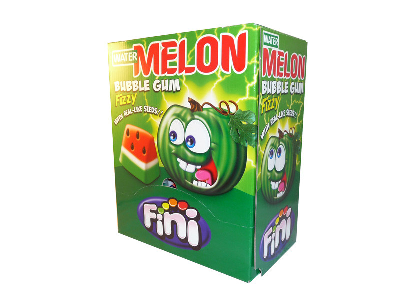 Fini Watermelon Bubblegum, by Fini,  and more Confectionery at The Professors Online Lolly Shop. (Image Number :3201)