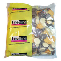 Finetime Mixed Whirls, by Confectionery Trading Company/FineTime,  and more Confectionery at The Professors Online Lolly Shop. (Image Number :2658)