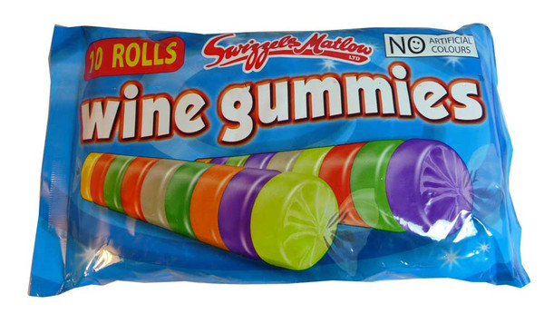 Wine Gummies, by Swizzles Matlow,  and more Confectionery at The Professors Online Lolly Shop. (Image Number :2730)