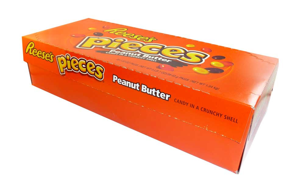 Reeses Pieces, by Reeses,  and more Confectionery at The Professors Online Lolly Shop. (Image Number :2729)