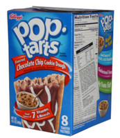 Kelloggs Pop Tarts - Frosted Chocolate Chip Cookie Dough (Our main image of this Savoury)