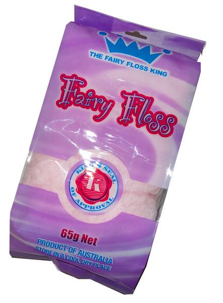 The Fairy Floss King, by The Fairy Floss King,  and more Confectionery at The Professors Online Lolly Shop. (Image Number :6408)