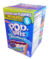 Kelloggs Pop Tarts - Frosted Blueberry (Our main image of this Savoury)