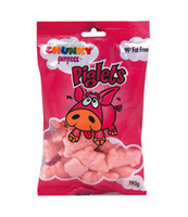 Chunky Funkeez Piglets, by Candy Brokers,  and more Confectionery at The Professors Online Lolly Shop. (Image Number :8936)