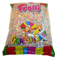 Trolli Bright Crawlers, by Trolli,  and more sweets at The Professors Online Lolly Shop. (Image Number :3577)