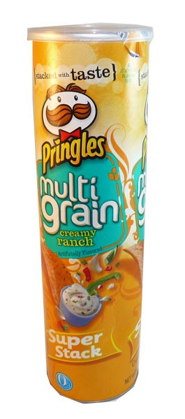Pringles - Multi Grain - Creamy Ranch, by Pringles,  and more Snack Foods at The Professors Online Lolly Shop. (Image Number :3012)