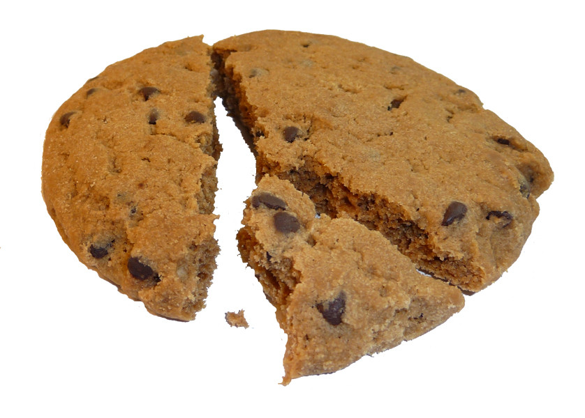 Krimpi s Choc Chip Cookie, by Krimpis,  and more Snack Foods at The Professors Online Lolly Shop. (Image Number :3110)