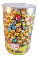 Red Tulip - Fine Milk Chocolate Solid Hunting Eggs (Our main image of this Confectionery)