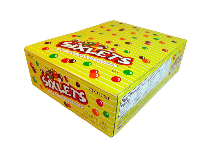 Sixlets, by Sixlets,  and more Confectionery at The Professors Online Lolly Shop. (Image Number :3224)