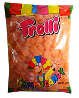 Trolli Sour Mandarines, by Trolli,  and more Confectionery at The Professors Online Lolly Shop. (Image Number :7888)