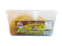 Loopy Doopy Sour Pineapple Strings, by AIT Confectionery,  and more Confectionery at The Professors Online Lolly Shop. (Image Number :3261)