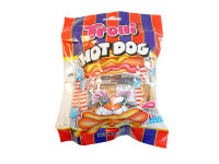 Trolli Hot Dogs, by Trolli,  and more Confectionery at The Professors Online Lolly Shop. (Image Number :3278)