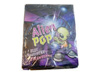 Alien Pop (Our main image of this Confectionery)
