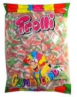 Trolli Watermelon Slices, by Trolli,  and more Confectionery at The Professors Online Lolly Shop. (Image Number :7877)