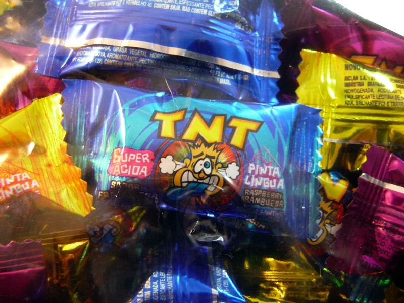 TNT Sours - Tongue Painter, by TNT,  and more Confectionery at The Professors Online Lolly Shop. (Image Number :3576)