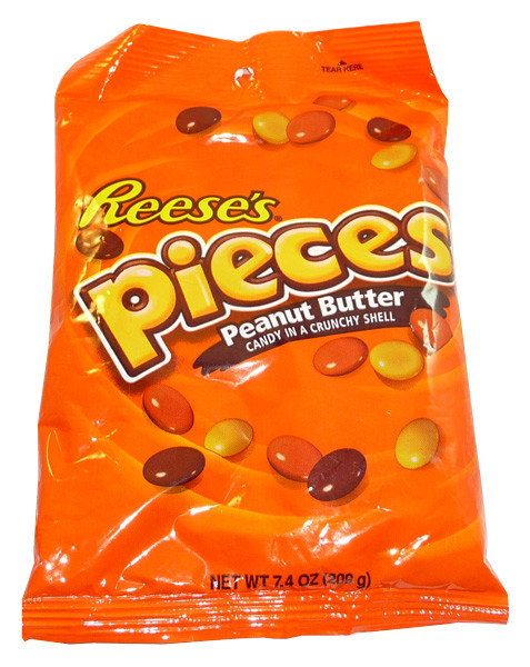 Reeses Pieces, by Reeses,  and more Confectionery at The Professors Online Lolly Shop. (Image Number :3564)