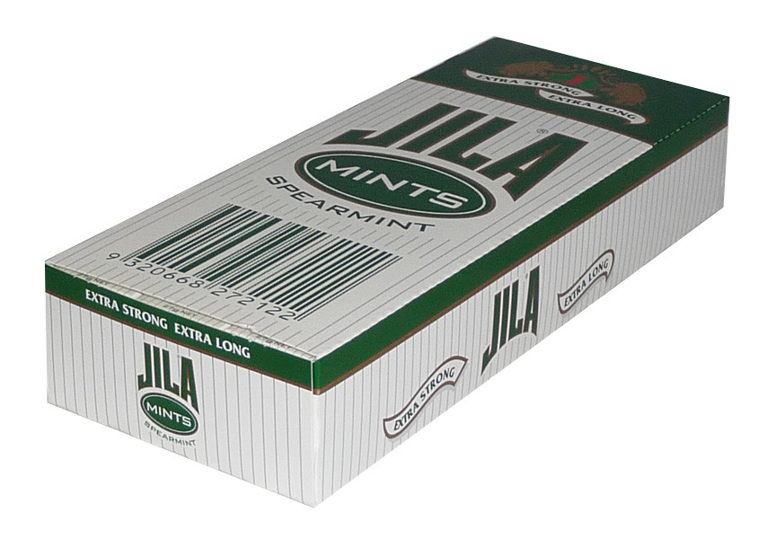 Jila Mints - Spearmint, by Ferndale Confectionery/Jila,  and more Confectionery at The Professors Online Lolly Shop. (Image Number :3694)