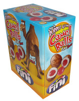 Camel Balls Bubble Gum - Extra Sour, by Fini,  and more Confectionery at The Professors Online Lolly Shop. (Image Number :3661)