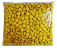 Single Colour M&M s - Yellow, by Mars,  and more Confectionery at The Professors Online Lolly Shop. (Image Number :8284)