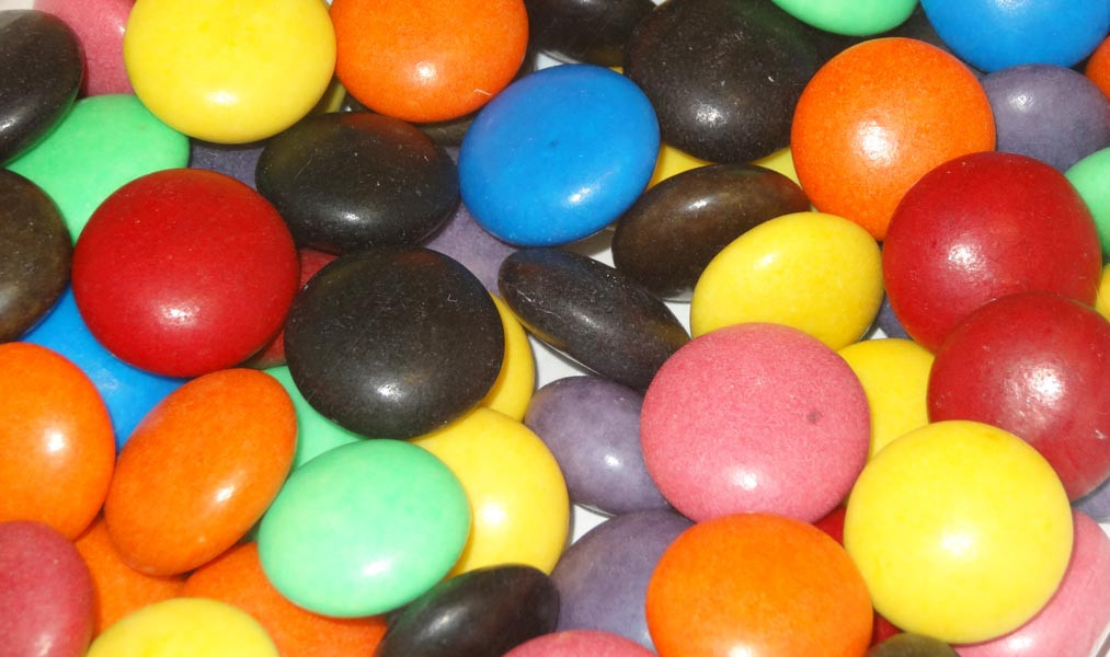 Large Gems, by Confectionery House,  and more Confectionery at The Professors Online Lolly Shop. (Image Number :4482)