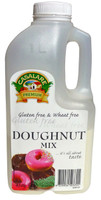Casalare Doughnut Mix - Gluten Free, by Casalare,  and more Snack Foods at The Professors Online Lolly Shop. (Image Number :3942)