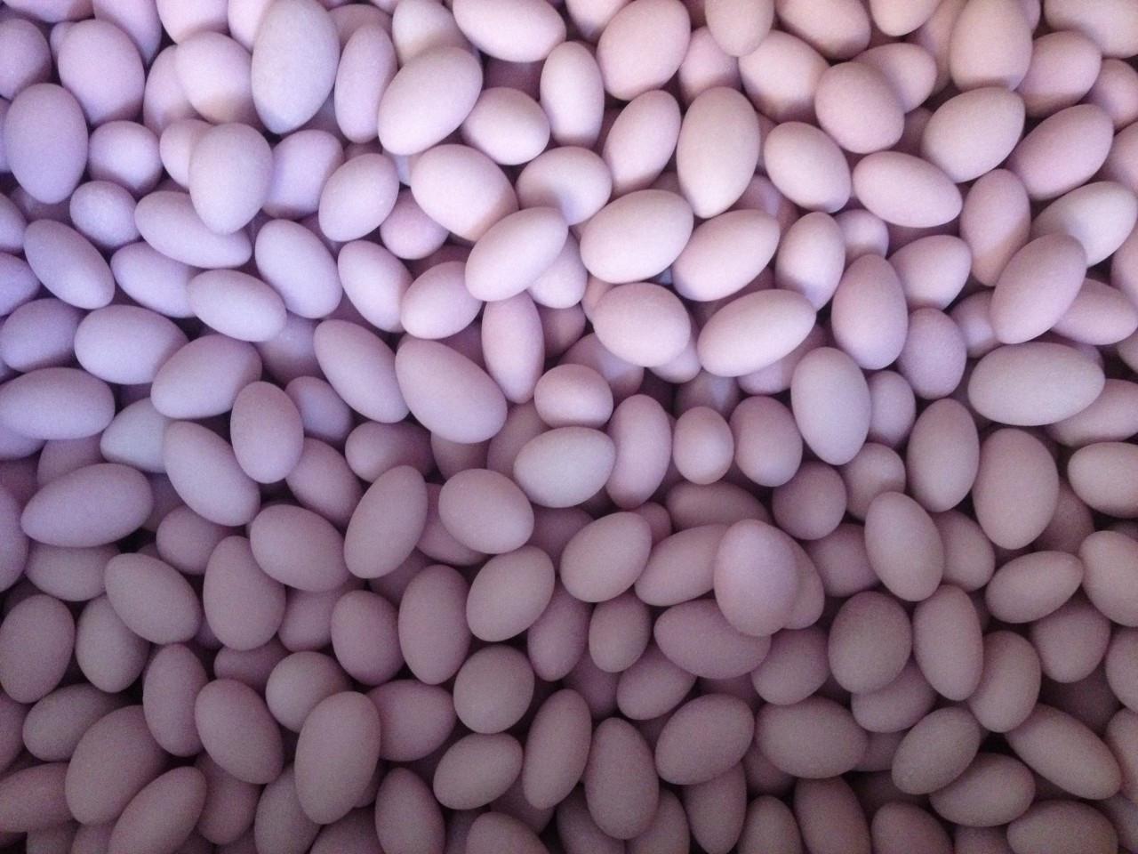 sugar coated almonds single colour purple   sweets  treats    professors