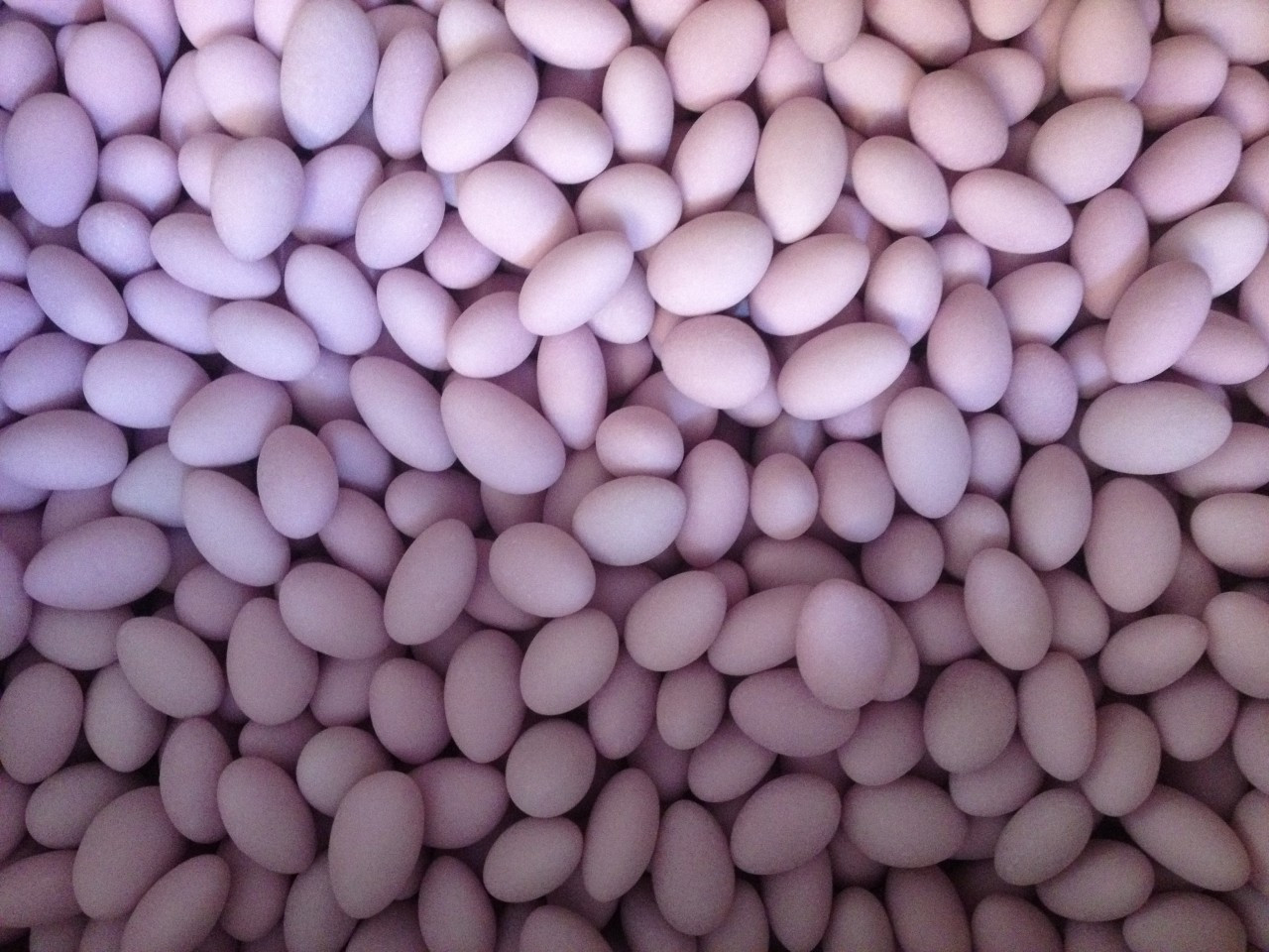 Sugar Coated Almonds - Single Colour Purple, by Confectionery House,  and more Confectionery at The Professors Online Lolly Shop. (Image Number :4017)