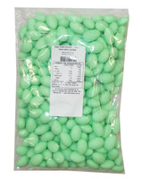 Sugar Coated Almonds - Single Colour Green, by Confectionery House,  and more Confectionery at The Professors Online Lolly Shop. (Image Number :8804)