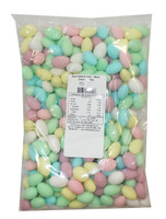 Sugar Coated Almonds - Mixed Colours, by Confectionery House/Other,  and more Confectionery at The Professors Online Lolly Shop. (Image Number :8807)