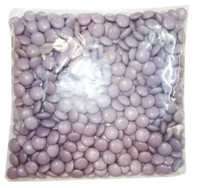 Choc Drops - Purple Single Colour Smarties clones, by Confectionery House,  and more Confectionery at The Professors Online Lolly Shop. (Image Number :8312)