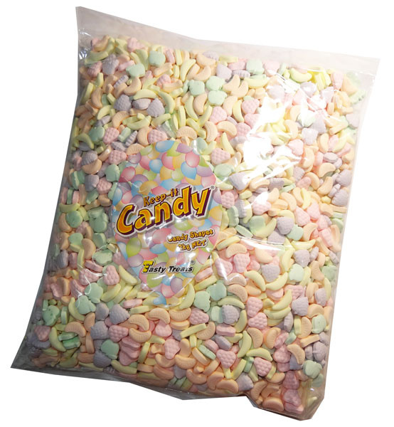 Keep-It-Candy - Sour Fruit Shaped Hard Candy Pieces, by Keep-It-Candy/Tasty Treats,  and more Confectionery at The Professors Online Lolly Shop. (Image Number :6329)