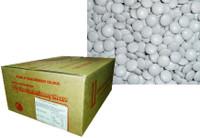 Choc Drops - White (12kg Box)
