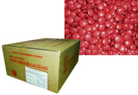 Choc Drops - Red (12kg Box)