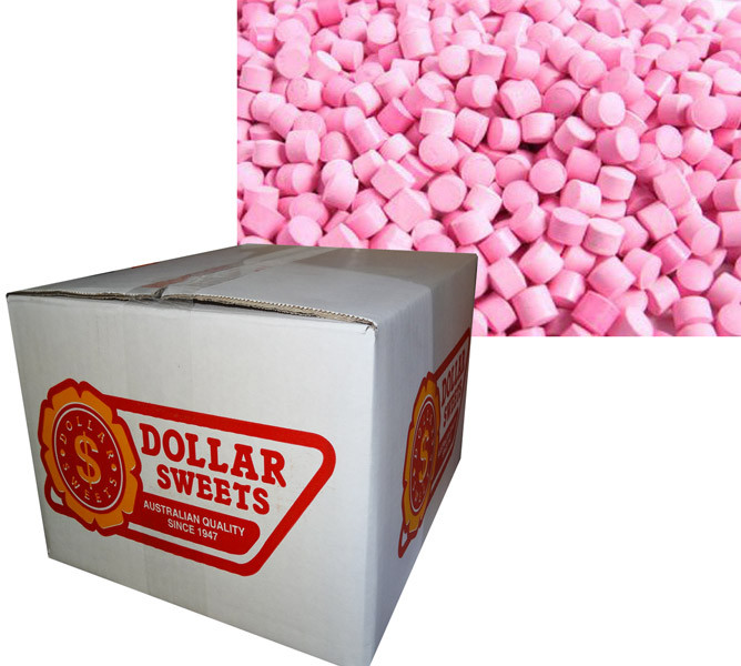 Dollar Sweets - Mini Musk, by Candy Brokers/Dollar Sweets,  and more Confectionery at The Professors Online Lolly Shop. (Image Number :7263)
