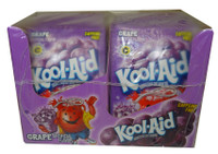 Kool Aid Pack  - Grape, by Kool Aid,  and more Beverages at The Professors Online Lolly Shop. (Image Number :4683)