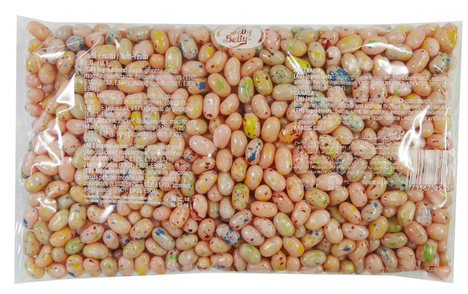 Jelly Belly - Gourmet Jelly Beans - Tutti Fruitti, by Jelly Belly,  and more Confectionery at The Professors Online Lolly Shop. (Image Number :9159)