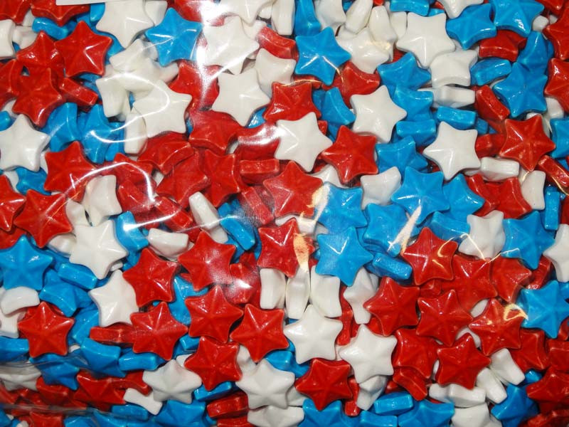 Keep-It-Candy - Star Shaped Hard Candy Pieces, by Keep-It-Candy,  and more Confectionery at The Professors Online Lolly Shop. (Image Number :4729)