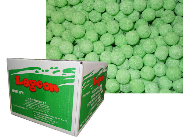 Fizzoes Box - Green, by Lagoon Confectionery,  and more Confectionery at The Professors Online Lolly Shop. (Image Number :6085)