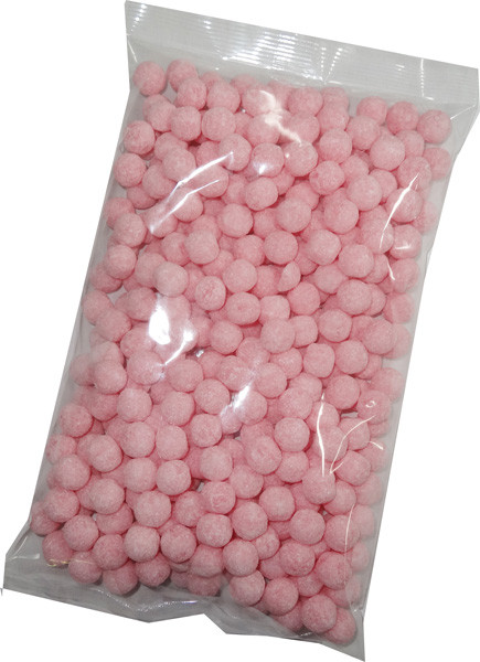 Fizzoes Bag - Pink, by Lagoon Confectionery,  and more Confectionery at The Professors Online Lolly Shop. (Image Number :4926)