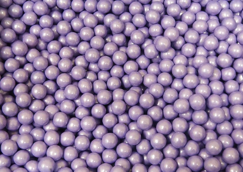 Sixlets - Shimmer Lavender, by Sixlets,  and more Confectionery at The Professors Online Lolly Shop. (Image Number :5014)
