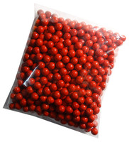 Sixlets - Red, by Sixlets,  and more Confectionery at The Professors Online Lolly Shop. (Image Number :7929)