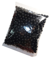 Sixlets - Black, by Sixlets,  and more Confectionery at The Professors Online Lolly Shop. (Image Number :6348)