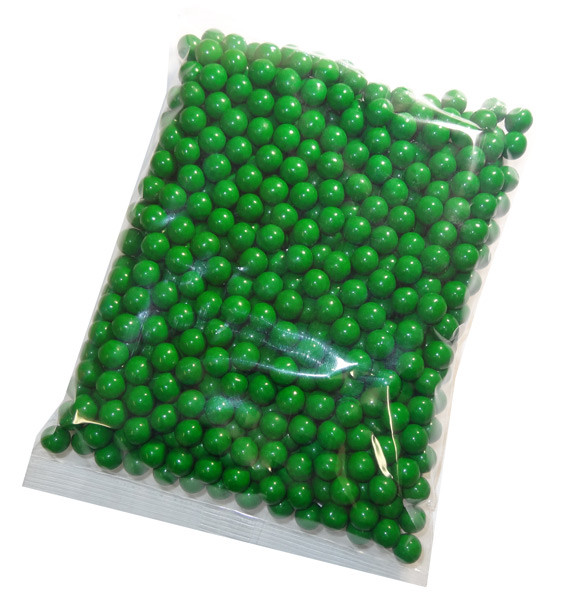 Sixlets - Green, by Sixlets,  and more Confectionery at The Professors Online Lolly Shop. (Image Number :5345)
