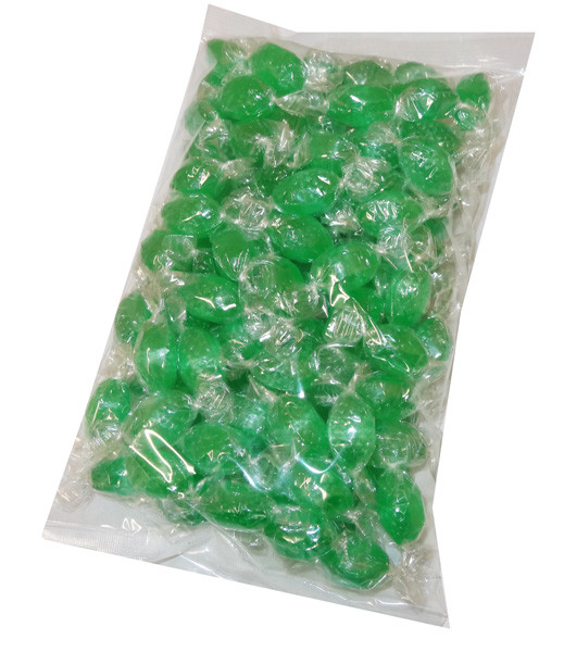 Acid Drops Bag - Green, by Lagoon Confectionery,  and more Confectionery at The Professors Online Lolly Shop. (Image Number :5199)
