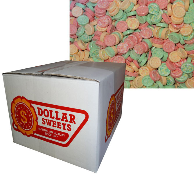 UFO Discs, by Dollar Sweets/Other,  and more Confectionery at The Professors Online Lolly Shop. (Image Number :7258)
