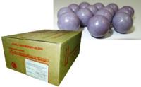 Fruit Choc Balls - Pineapple Purple (10kg box)