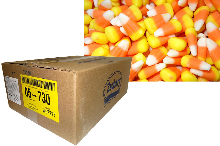 Zachary Candy Corn, by Other,  and more Confectionery at The Professors Online Lolly Shop. (Image Number :9928)