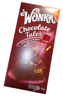 Wonka Chocolate Tales, by Nestle,  and more Confectionery at The Professors Online Lolly Shop. (Image Number :5359)